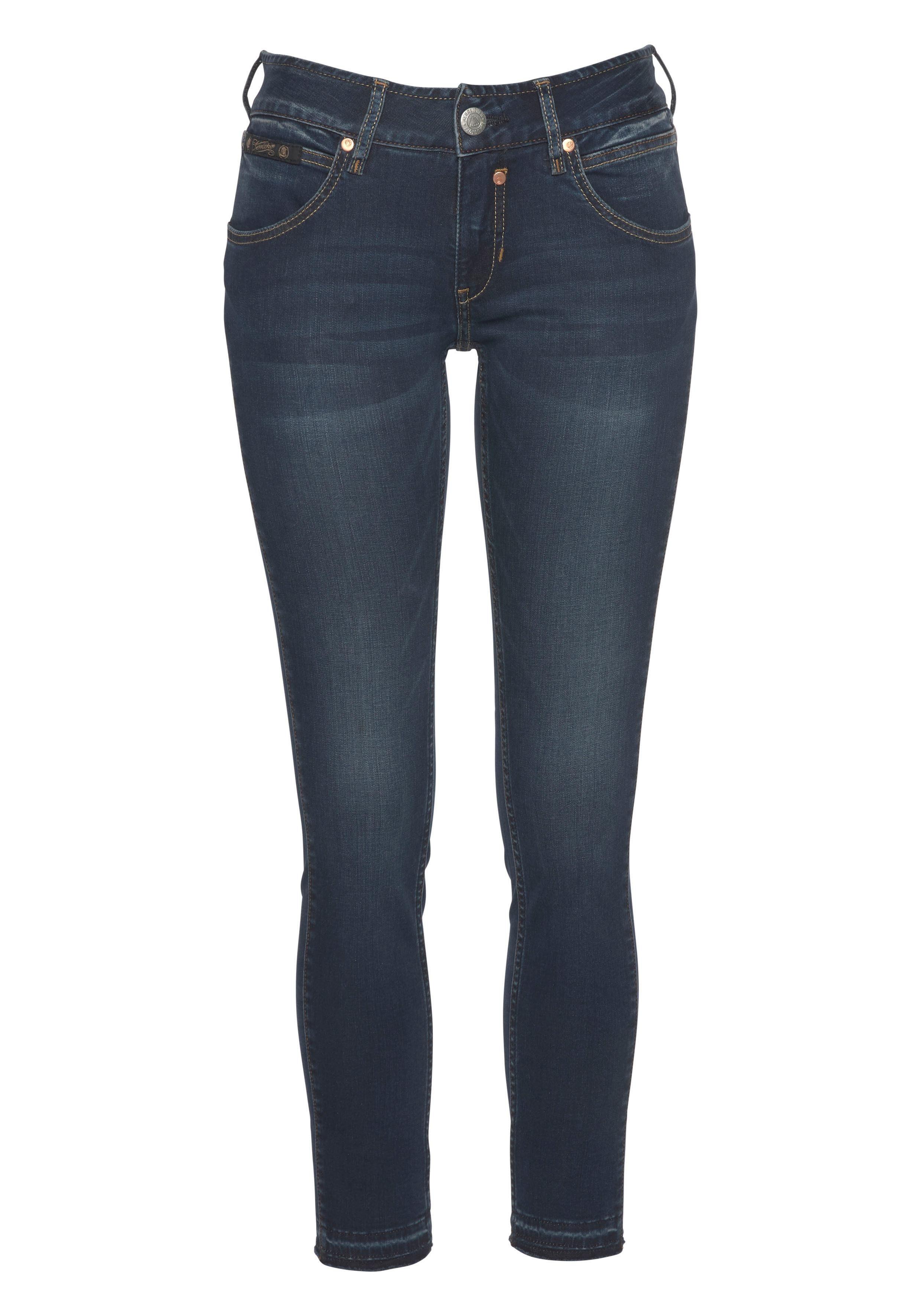 Herrlicher Skinny Fit Jeans Touch Cropped In De Online Winkel - Geweldige Prijs