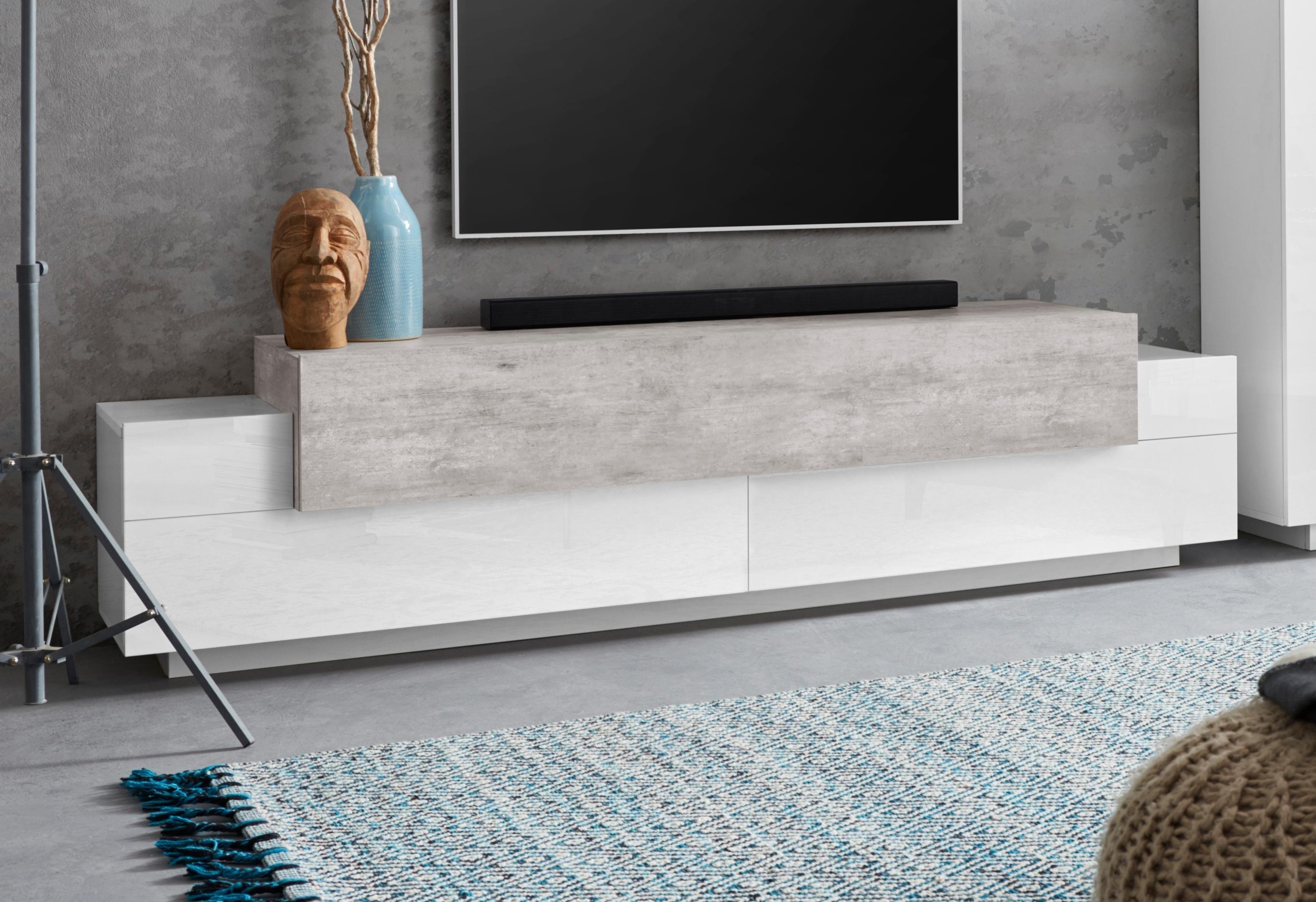 Tecnos tv-meubel »Corona«, breedte 200 cm bij OTTO online kopen