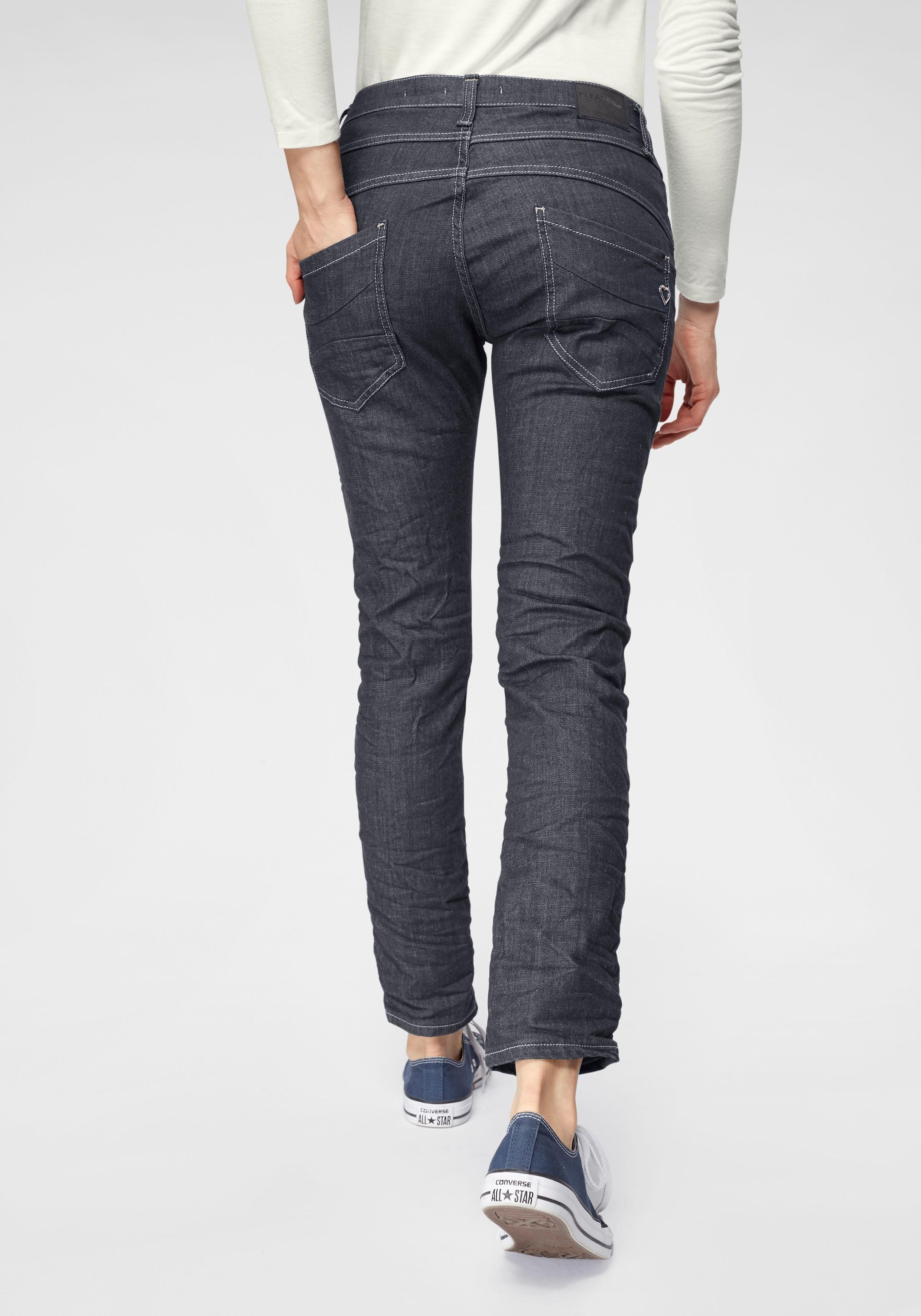 Please Jeans boyfriend jeans »P78A« nu online kopen bij OTTO