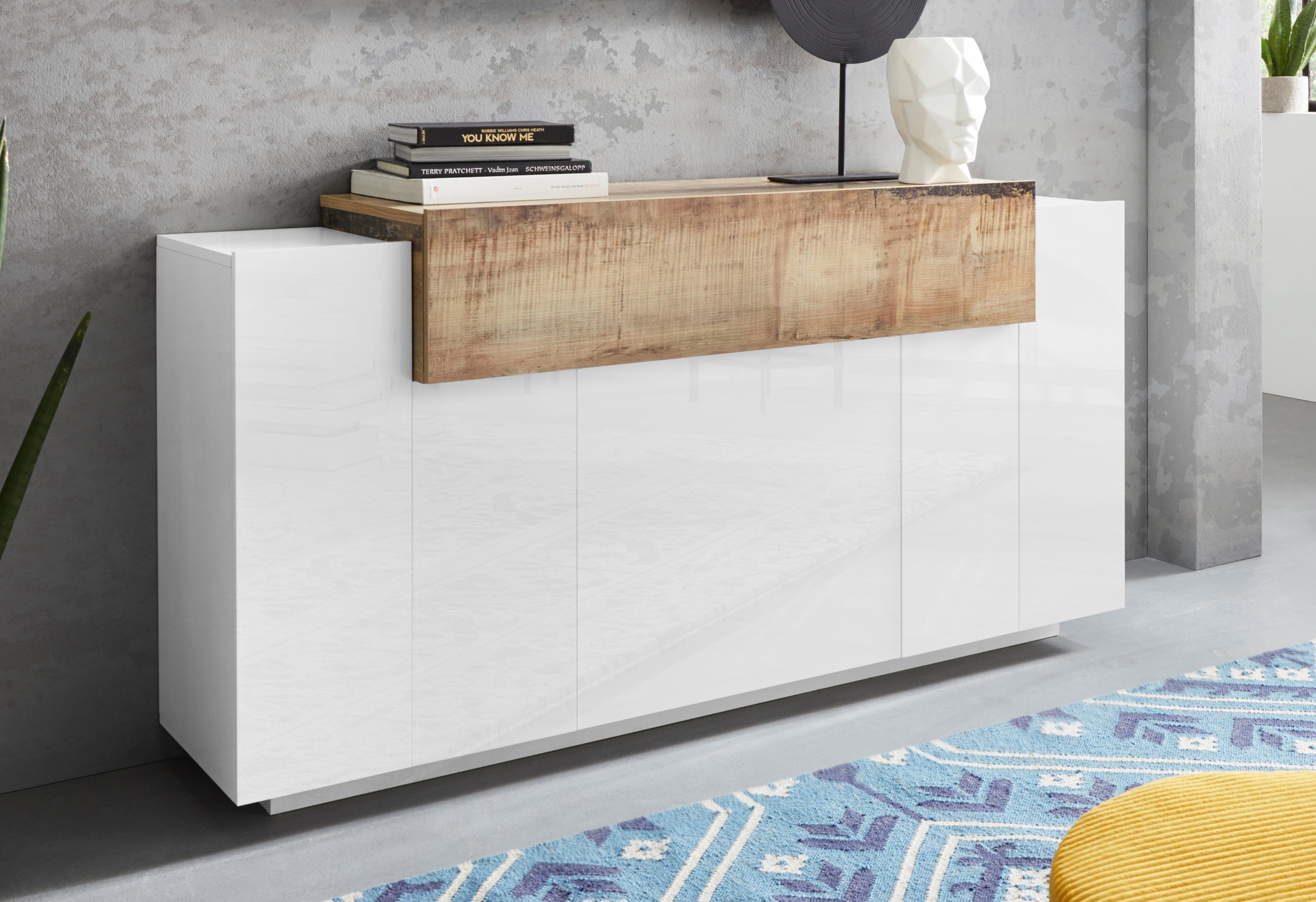 Tecnos dressoir »Corona«, breedte 160 cm veilig op otto.nl kopen