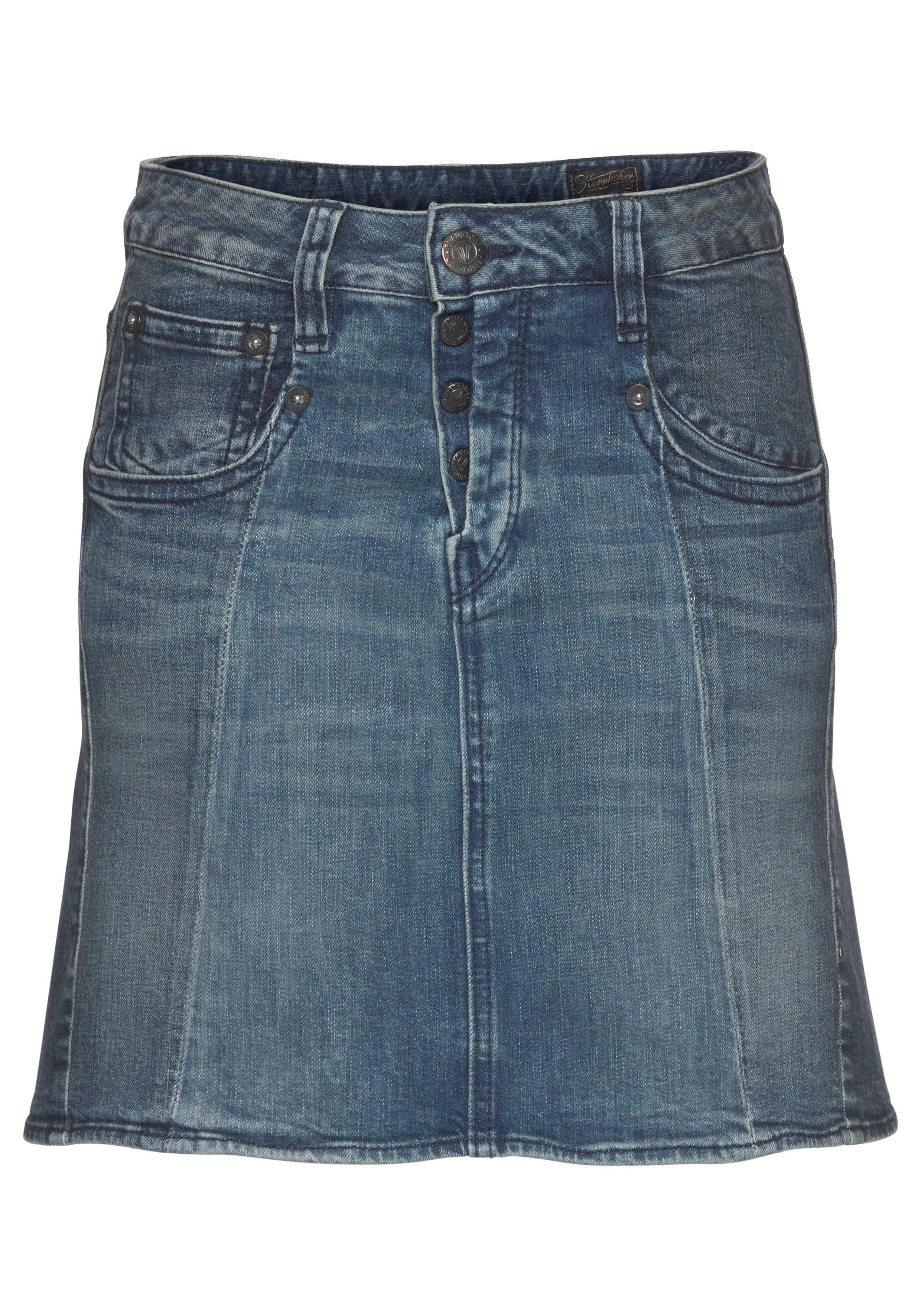 Herrlicher jeansrok »SHYRA SKIRT« nu online kopen bij OTTO