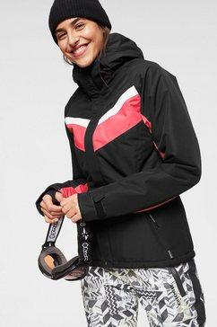 chiemsee ski-jack zwart