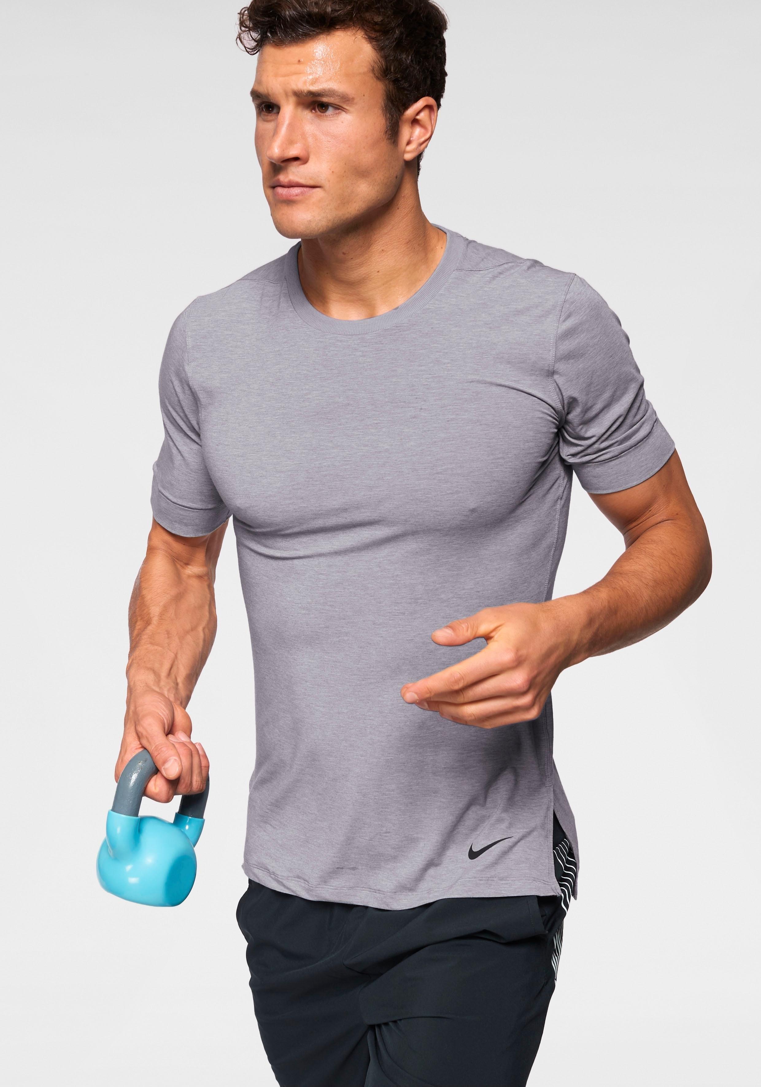 Online Dry Verkrijgbaar Nike Nk Top Ss Trainingsshirtm Transcend QCxerBWdoE