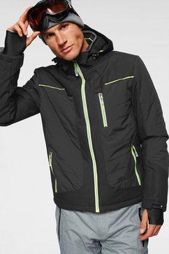 killtec ski-jack »blaer« zwart
