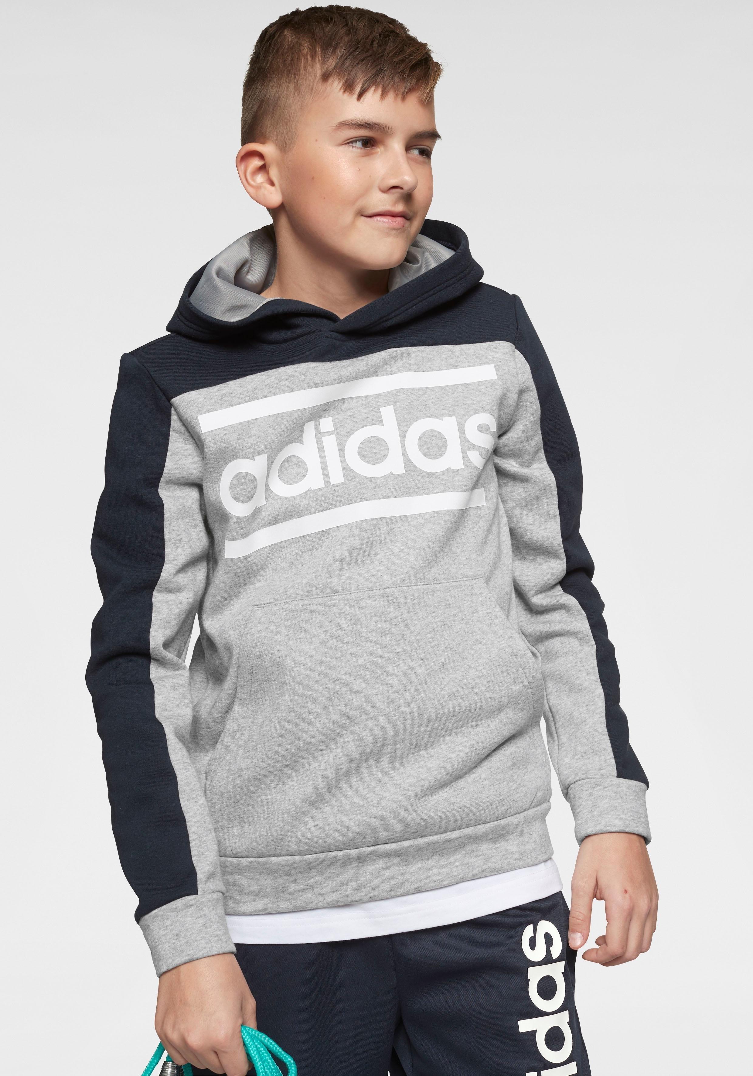 adidas Performance adidas hoodie »ONE SERIES BOYS LINE COLORBLOCK HOODY« voordelig en veilig online kopen