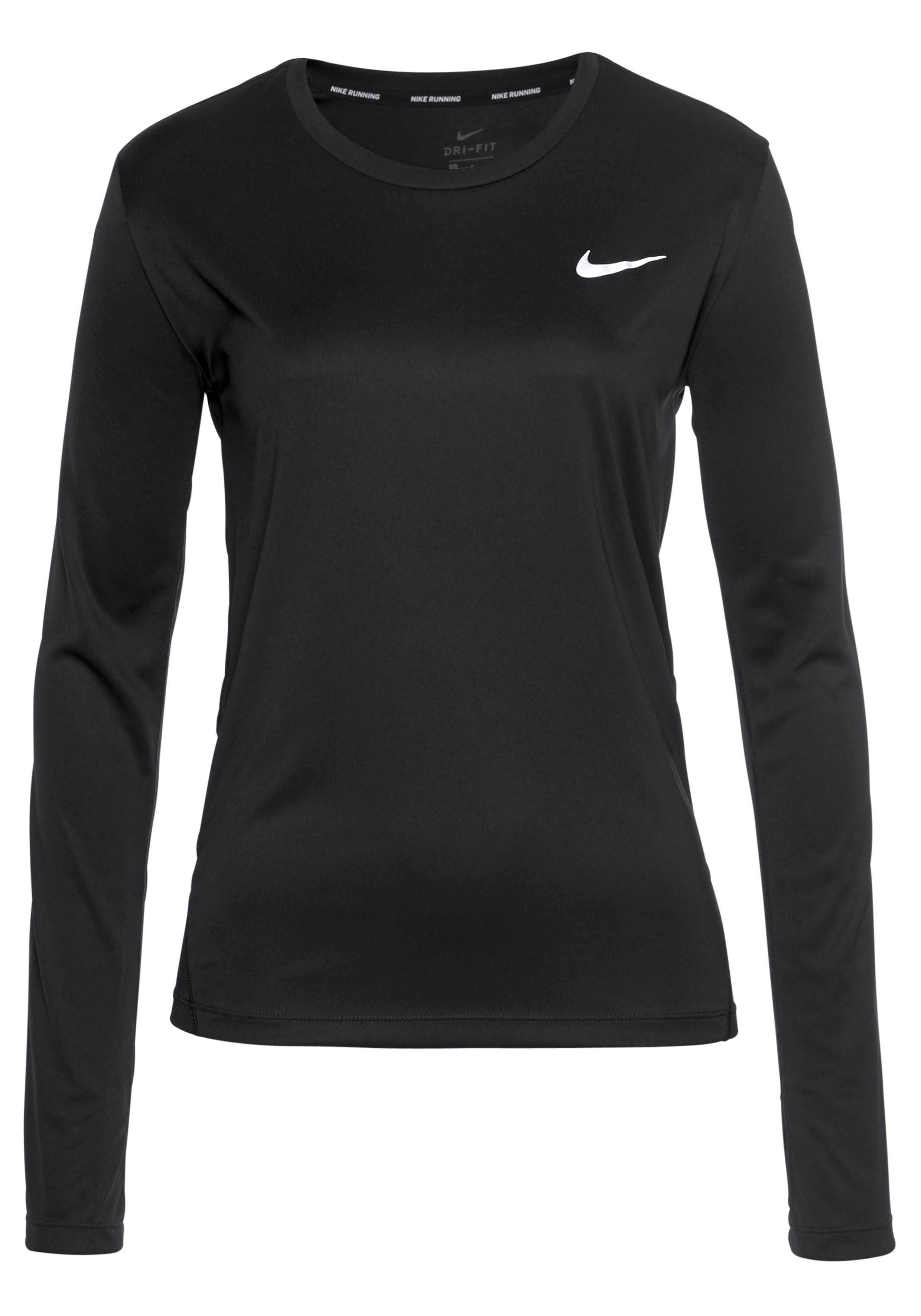 Nk Ls Online Nike Miler Top Runningshirtw Verkrijgbaar uT1lc3KJ5F