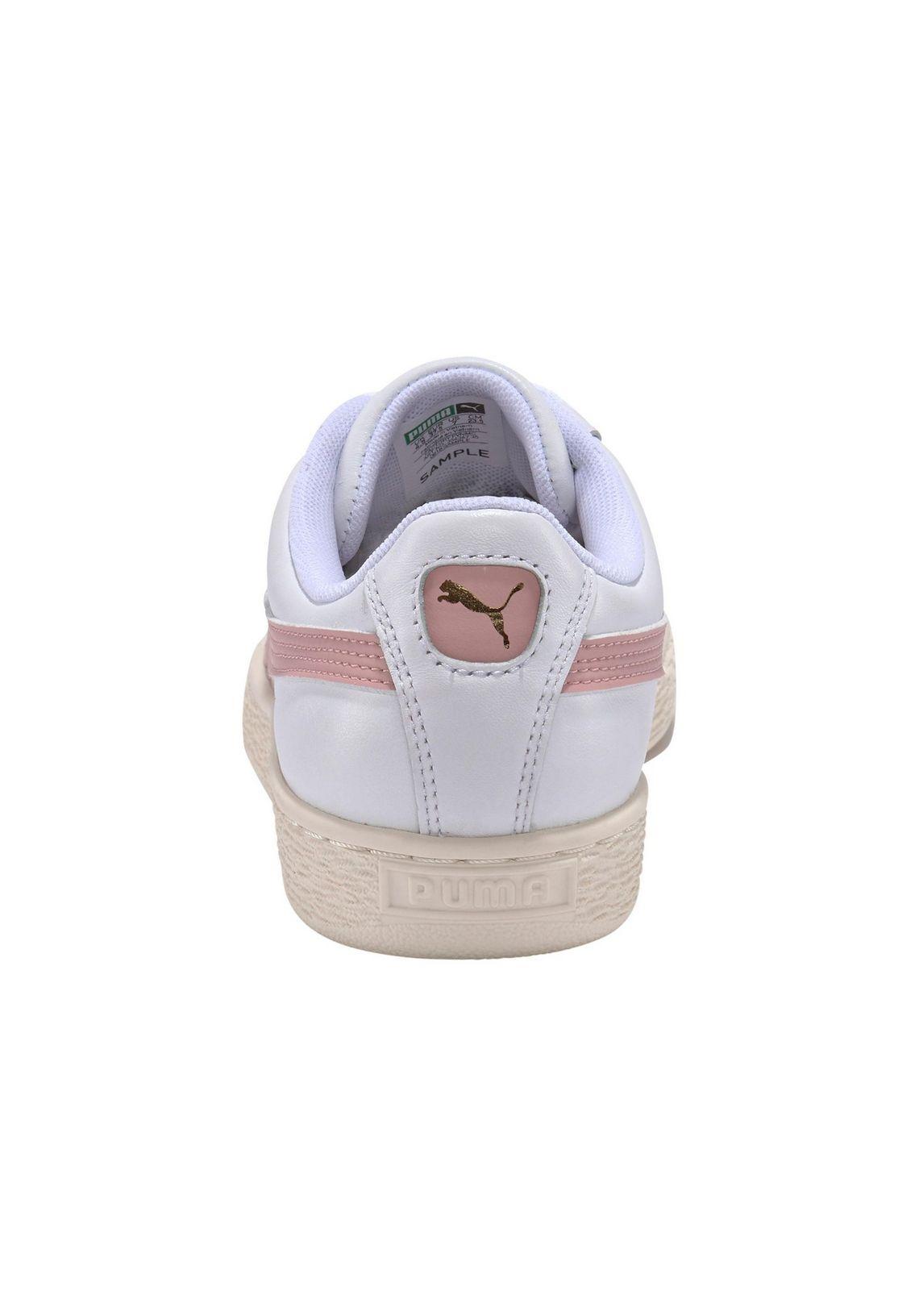 PUMA sneakers  Basket Classic LFS online verkrijgbaar  wit/oudroze