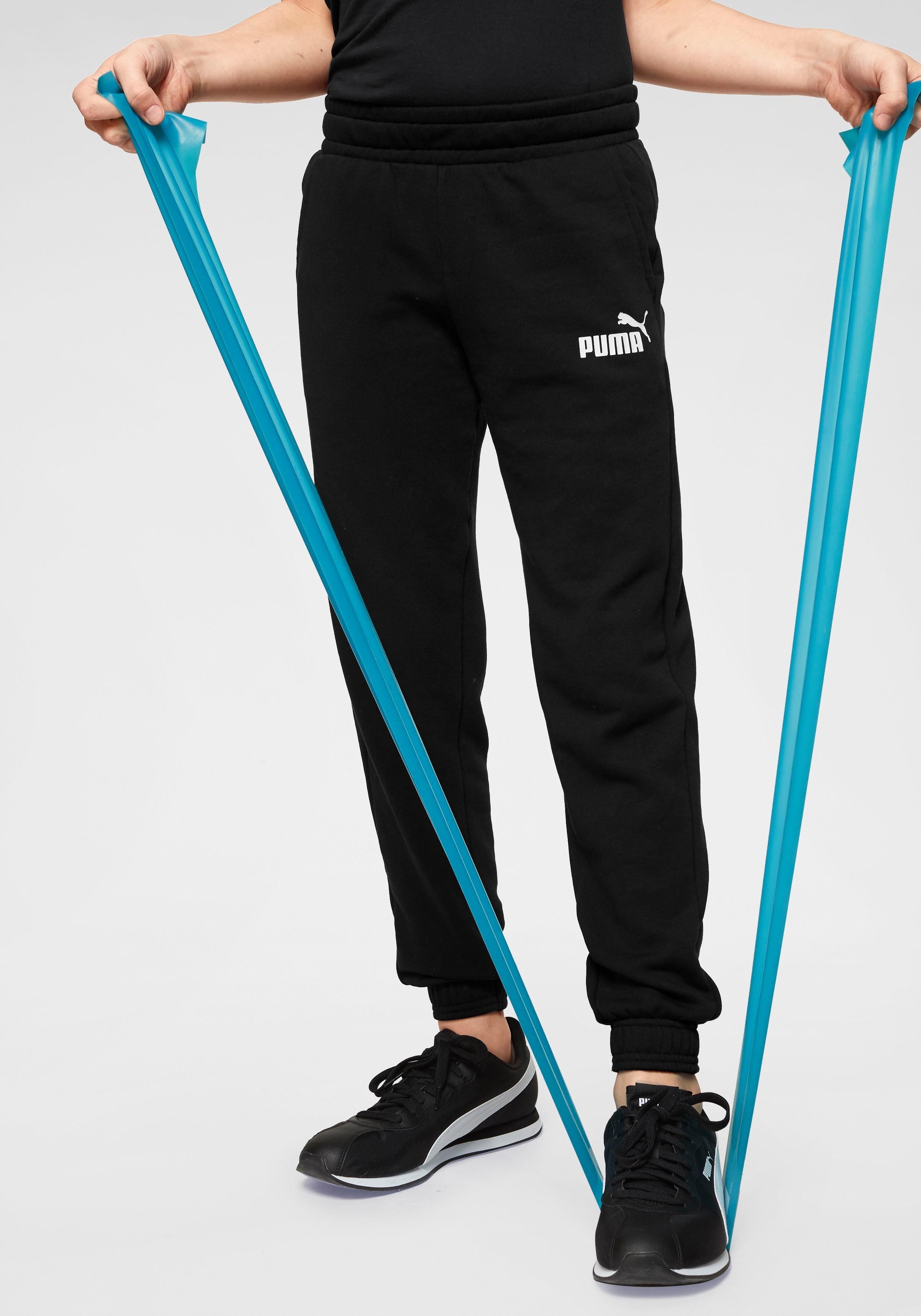 PUMA joggingbroek »ESSENTIAL LOGO SWEAT PANTS TR CL BOYS« goedkoop op otto.nl kopen
