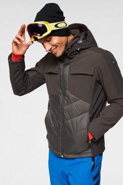 icepeak ski-jack »eldon« zwart