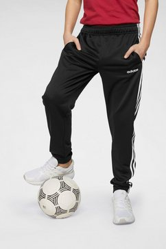 adidas trainingsbroek »youth boys training 3 stripes pant« zwart