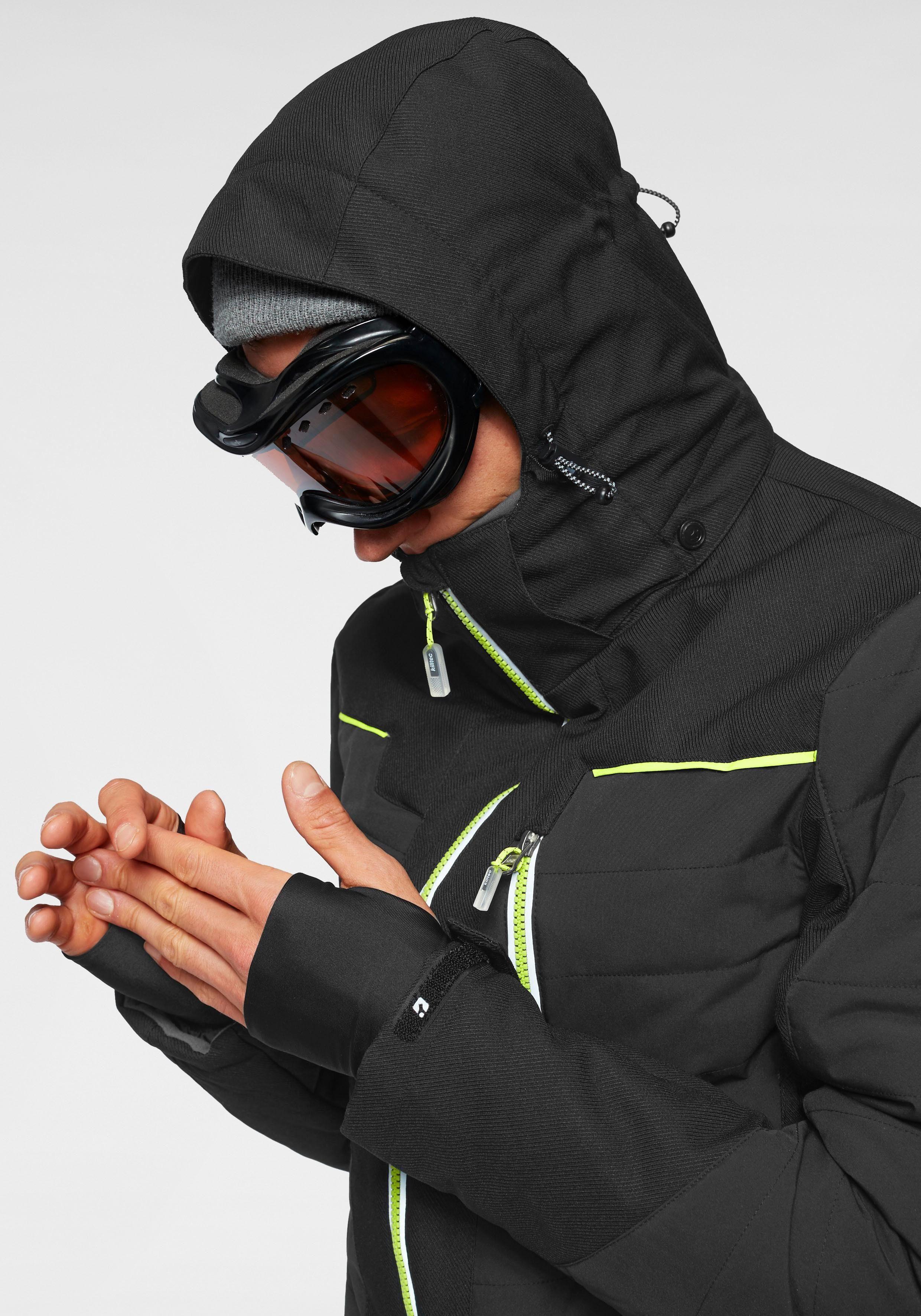 Killtec Ski-jack Blaer Makkelijk Gevonden - Geweldige Prijs