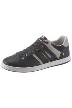 wrangler sneakers »marshall paso« blauw