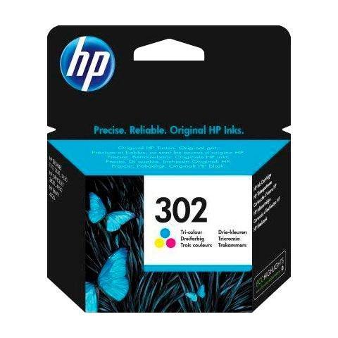 HP 302 Catridge 3-Kleuren (F6U65AE)