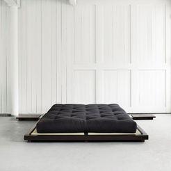 karup futonbed dok zwart