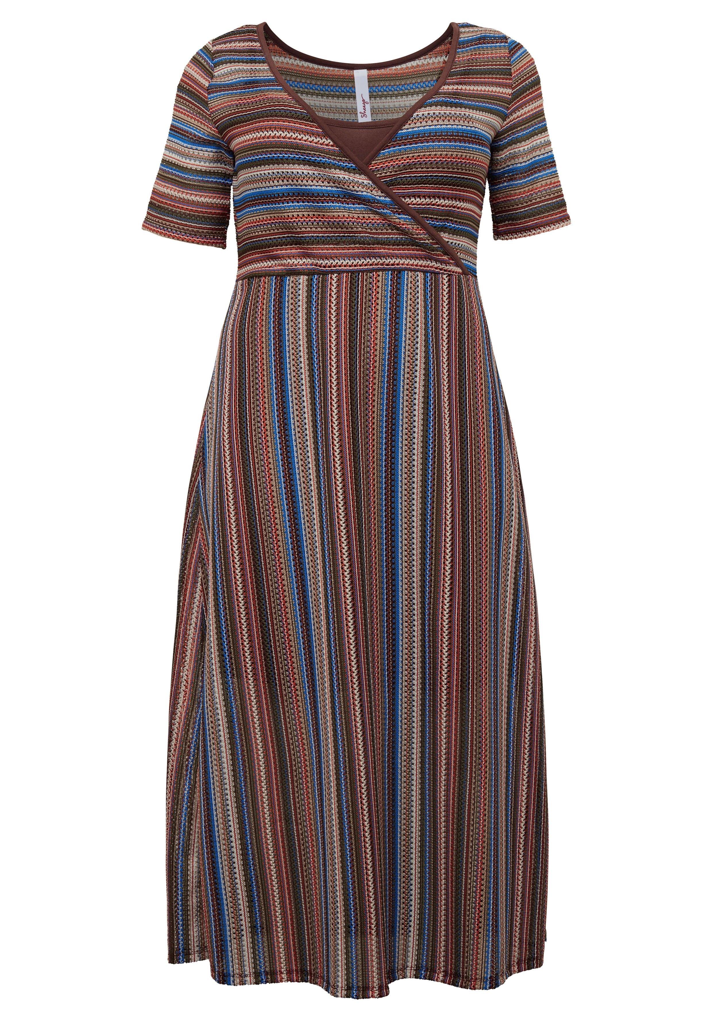sheego Style Sheego maxi-jurk veilig op otto.nl kopen