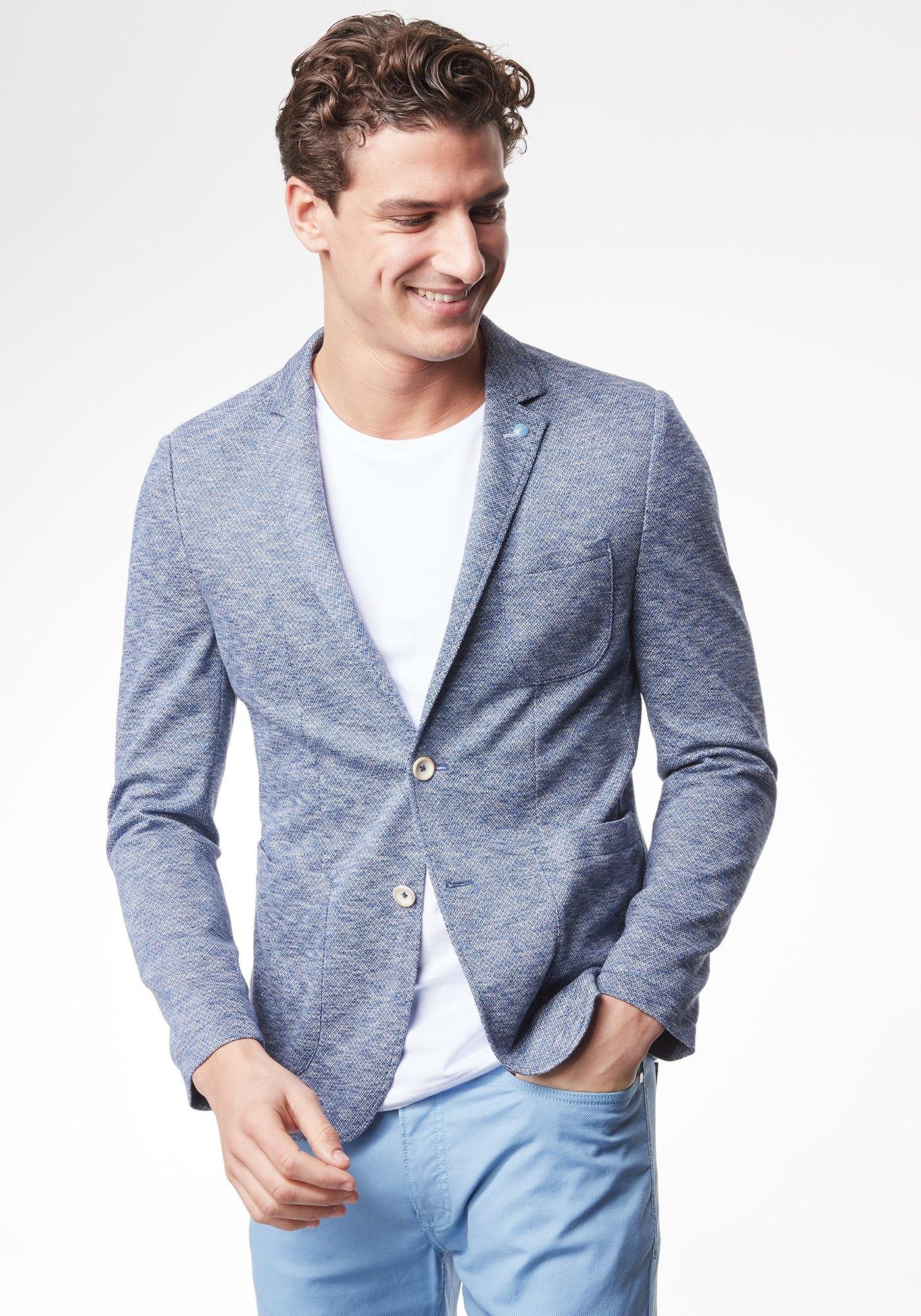 Pierre Cardin Futureflex Jersey-colbert - slim fit »Nino« voordelig en veilig online kopen