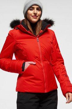 icepeak ski-jack »elloree« rood