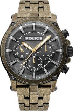 police multifunctioneel horloge »taman, pl15920jsqg.61m« grijs