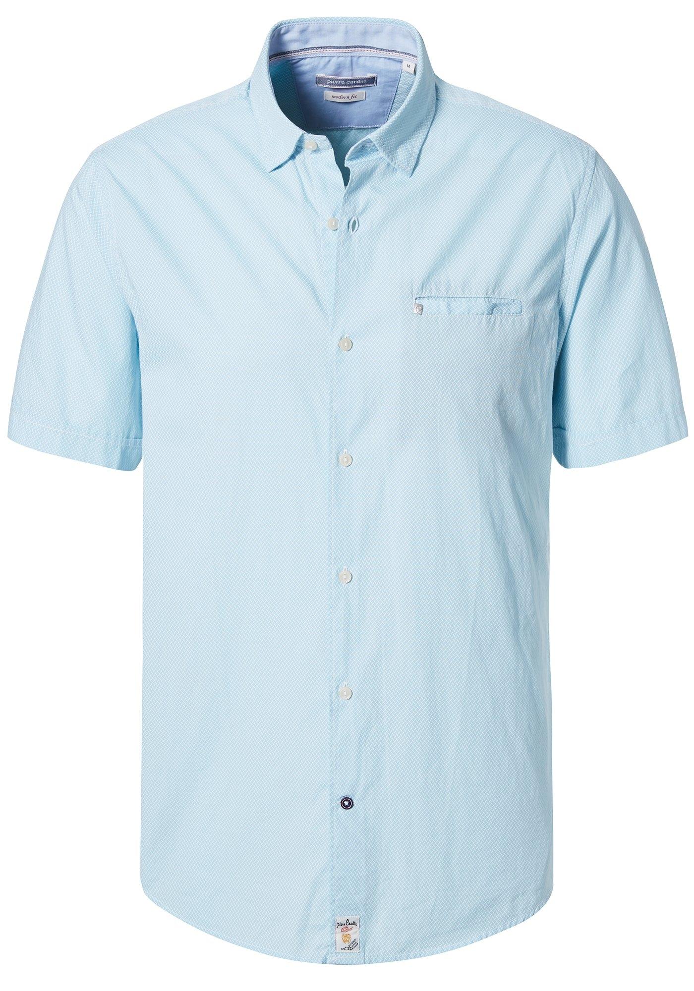 Pierre Cardin Overhemd met minimale print - modern fit - gratis ruilen op otto.nl