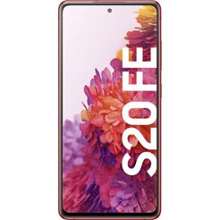samsung »galaxy s20 fe« smartphone rood