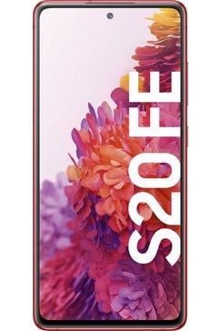 samsung smartphone galaxy s20 fe rood