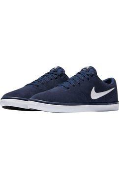 nike sb sneakers »sb check solarsoft« blauw