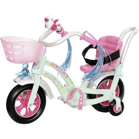 Zapf Creation poppenaccessoires, BABY born® Play & Fun fiets