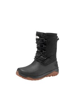 the north face outdoor winterlaarzen »w yukiona mid boot wasserdicht« zwart
