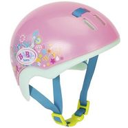 zapf creation poppenaccessoires, »babyborn play  fun fietshelm« roze