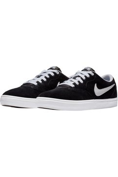 nike sb sneakers »wmns sb check solar« zwart