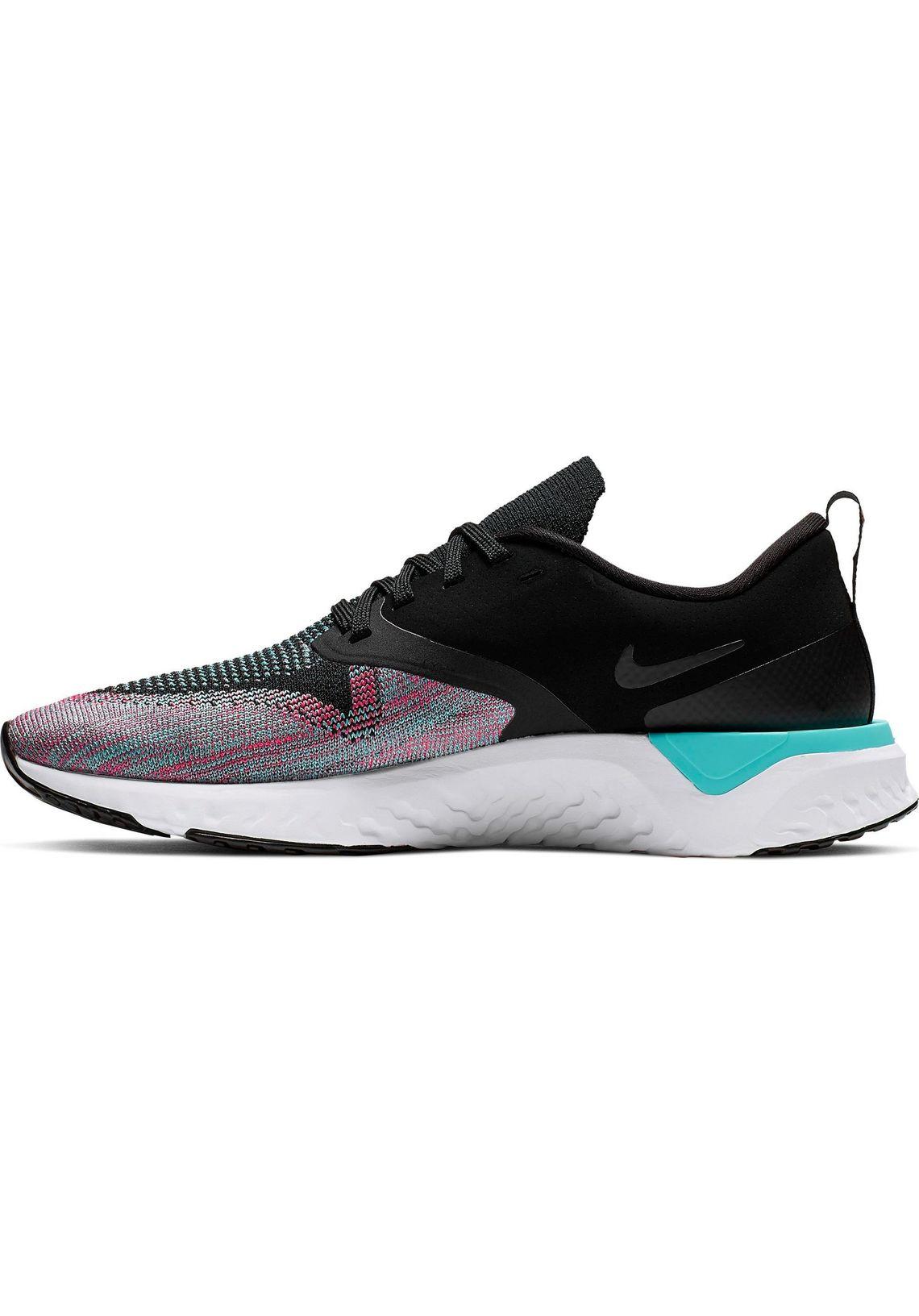 Nike runningschoenen  Wmns Odyssey React Flyknit 2 in de online winkel  schwarz