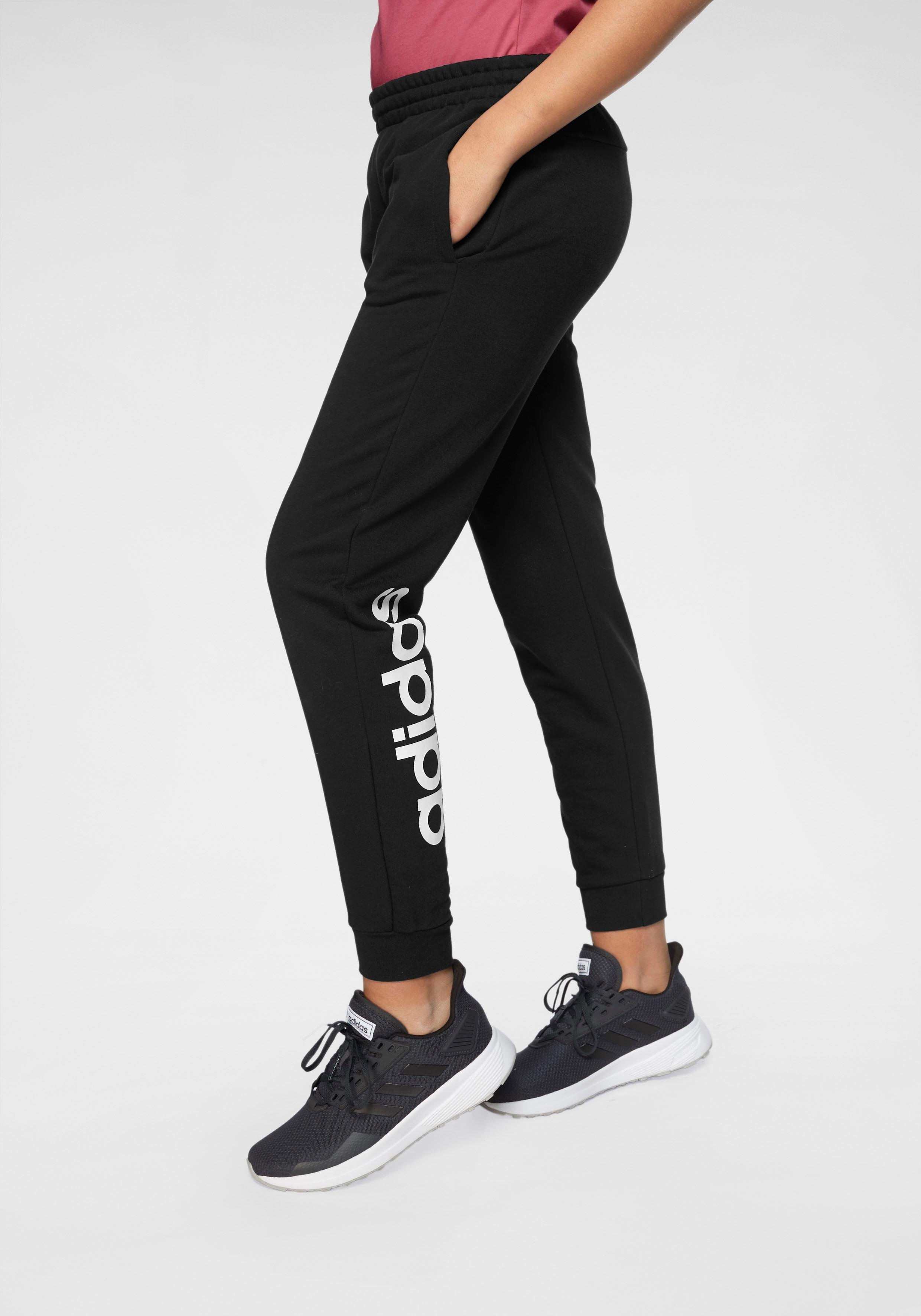adidas Performance adidas joggingbroek »YOUTH GIRLS ESSENTIAL LINE PANT« - gratis ruilen op otto.nl