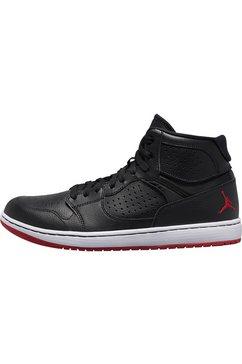 jordan sneakers »access« zwart