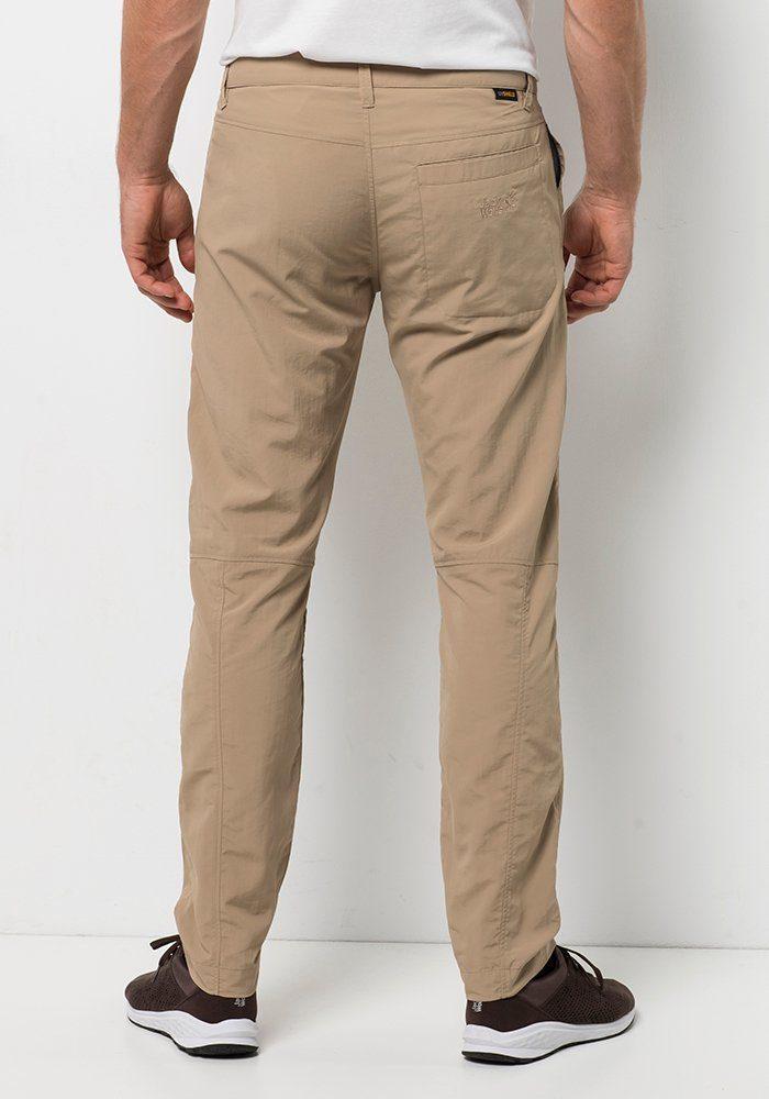 Jack Wolfskin Outdoorbroek Desert Valley Pants Men Online Shop - Geweldige Prijs