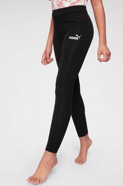 puma legging »ess style leggings« zwart