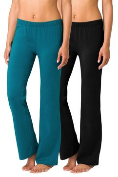 basic legging, set van 2, vivance groen