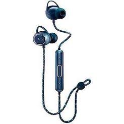akg »n200« in-ear-hoofdtelefoon (bluetooth, ingebouwde microfoon) blauw