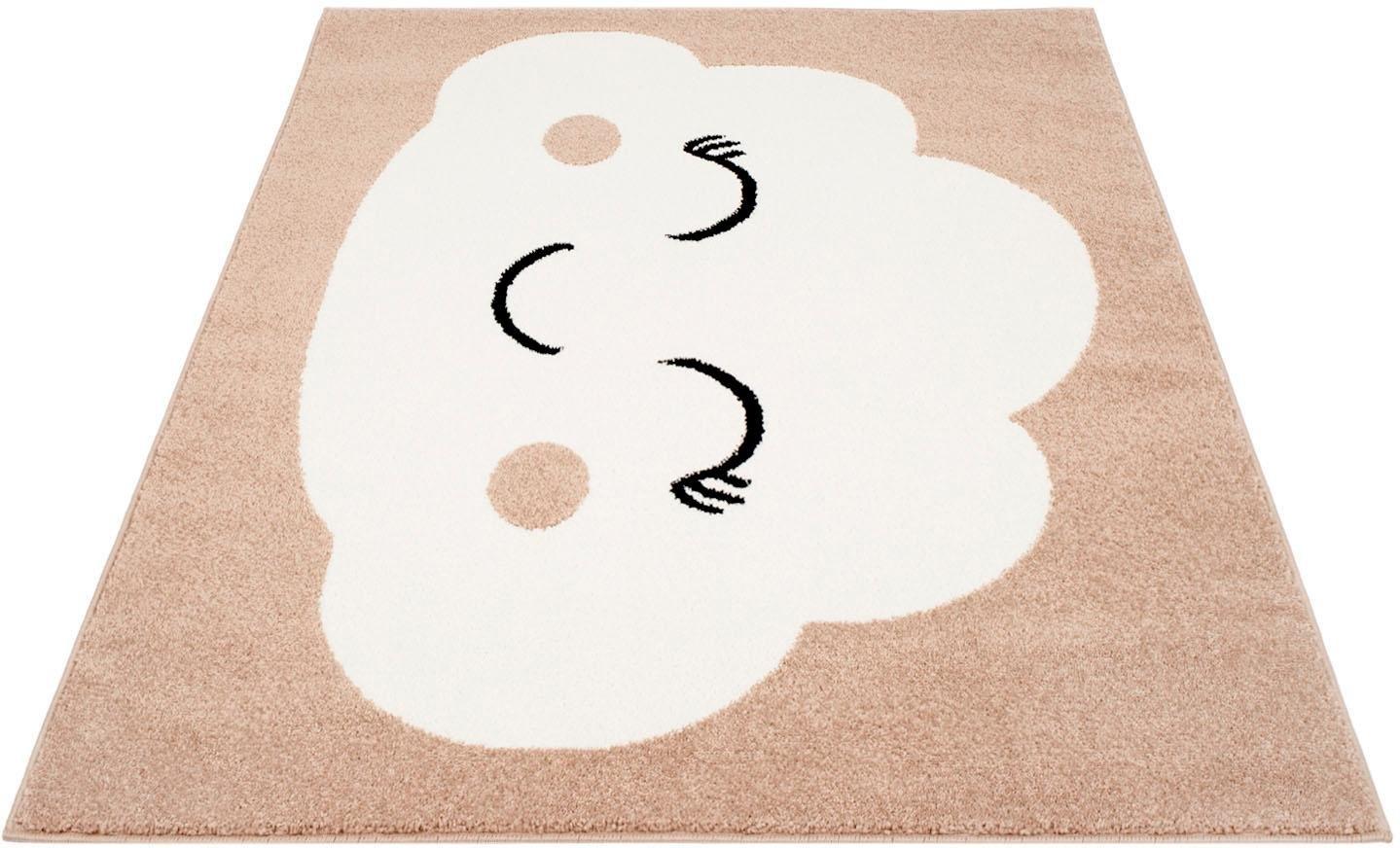 Op zoek naar een Carpet City Vloerkleed voor de kinderkamer, »Bubble Kids 1324«, rechthoekig, hoogte 11 mm? Koop online bij OTTO