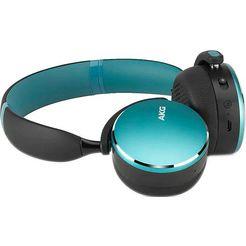 akg »y500« on-ear-hoofdtelefoon (bluetooth, ingebouwde microfoon) groen