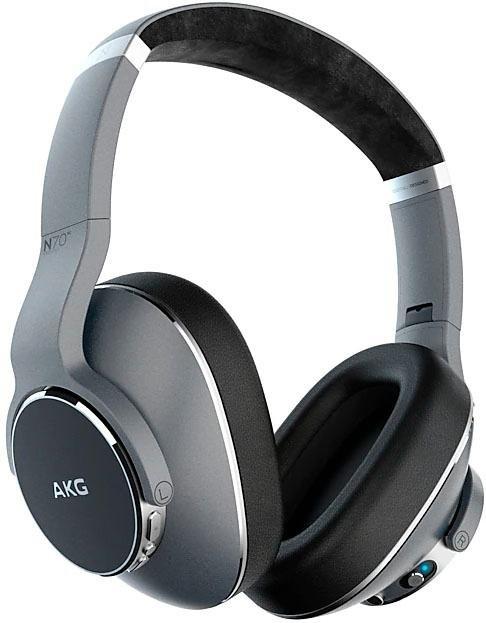 AKG »N700NC« over-ear-hoofdtelefoon (bluetooth, ruisonderdrukking, ingebouwde microfoon) in de webshop van OTTO kopen