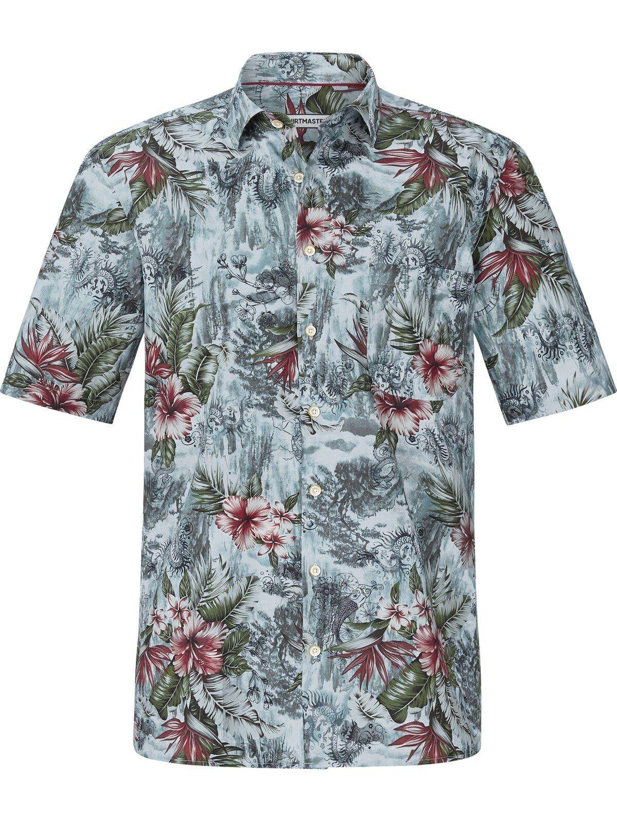 Shirtmaster Overhemd Met Korte Mouwen Âallmydragonsâ Snel Gevonden - Geweldige Prijs