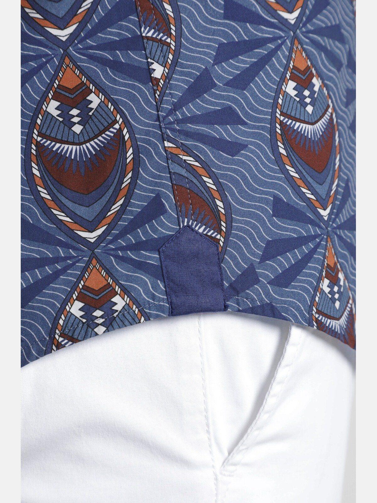 Shirtmaster Overhemd Met Korte Mouwen Âpeacockâ Online Shop - Geweldige Prijs