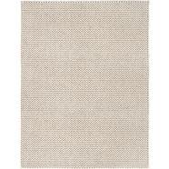 wollen vloerkleed, »morton«, wohnidee, rechthoekig, hoogte 12 mm, met de hand geweven beige