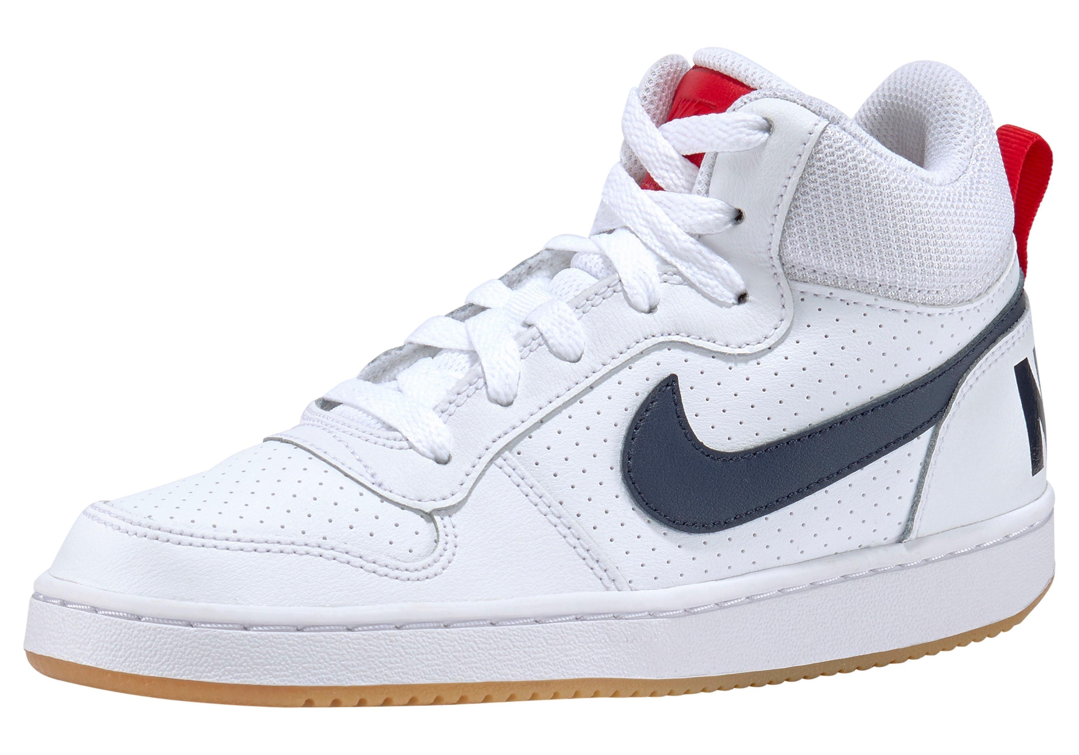 Nike Sportswear Sportswear sneakers »Court Boroogh Mid U« voordelig en veilig online kopen