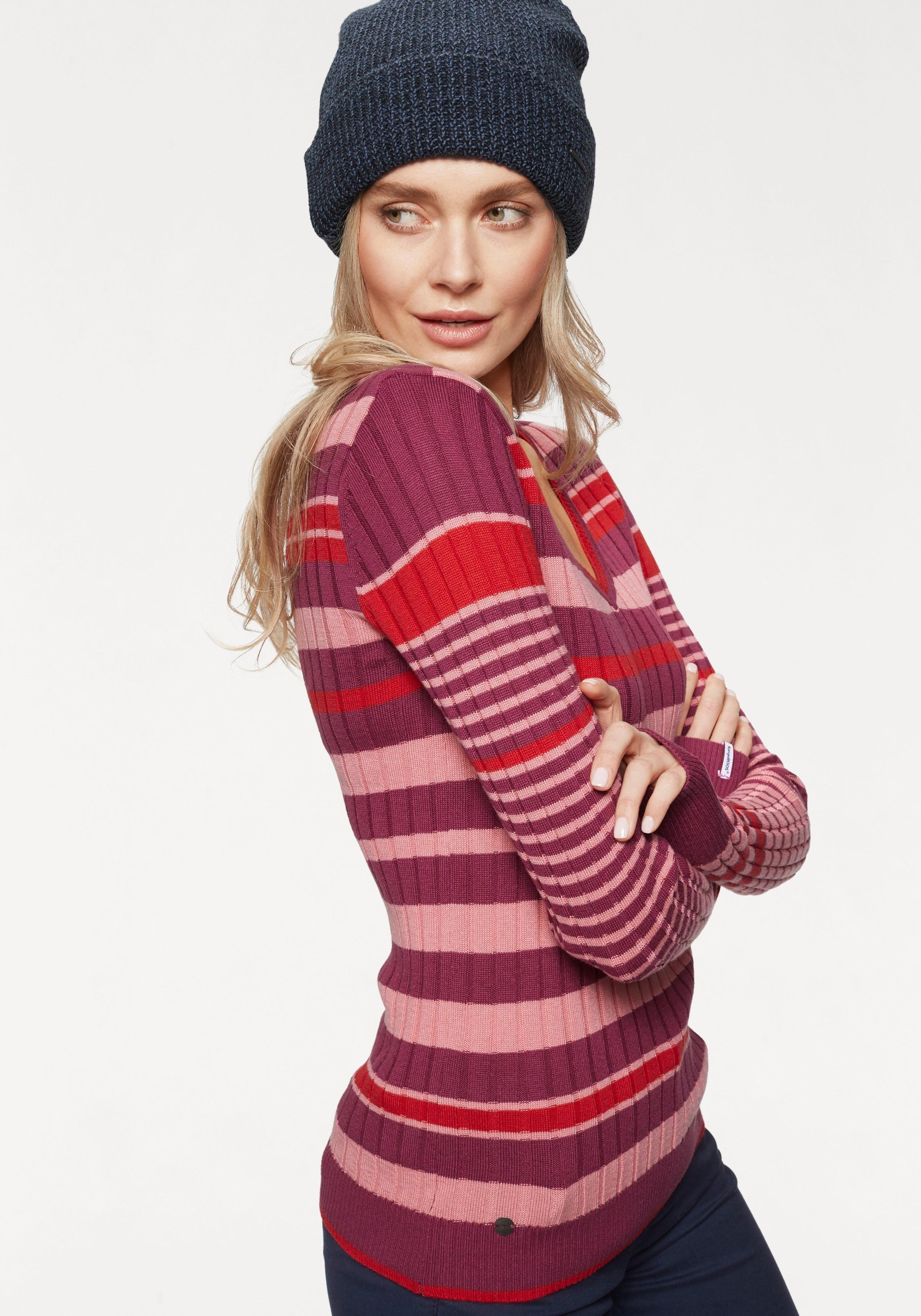 KangaROOS trui met V-hals bij OTTO online kopen