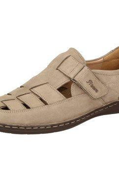 sioux sandaal »elcino-191« beige