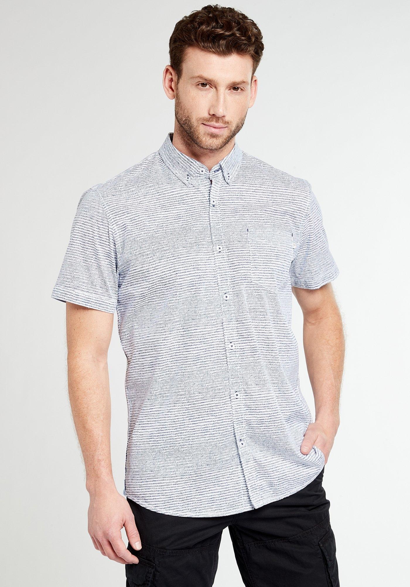 Wit Heren Overhemd.Pioneer Herenoverhemd Herenoverhemd Shirt Online Bij Otto