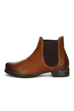 think! chelsea-boots »denk« bruin