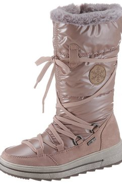 city walk snowboots roze