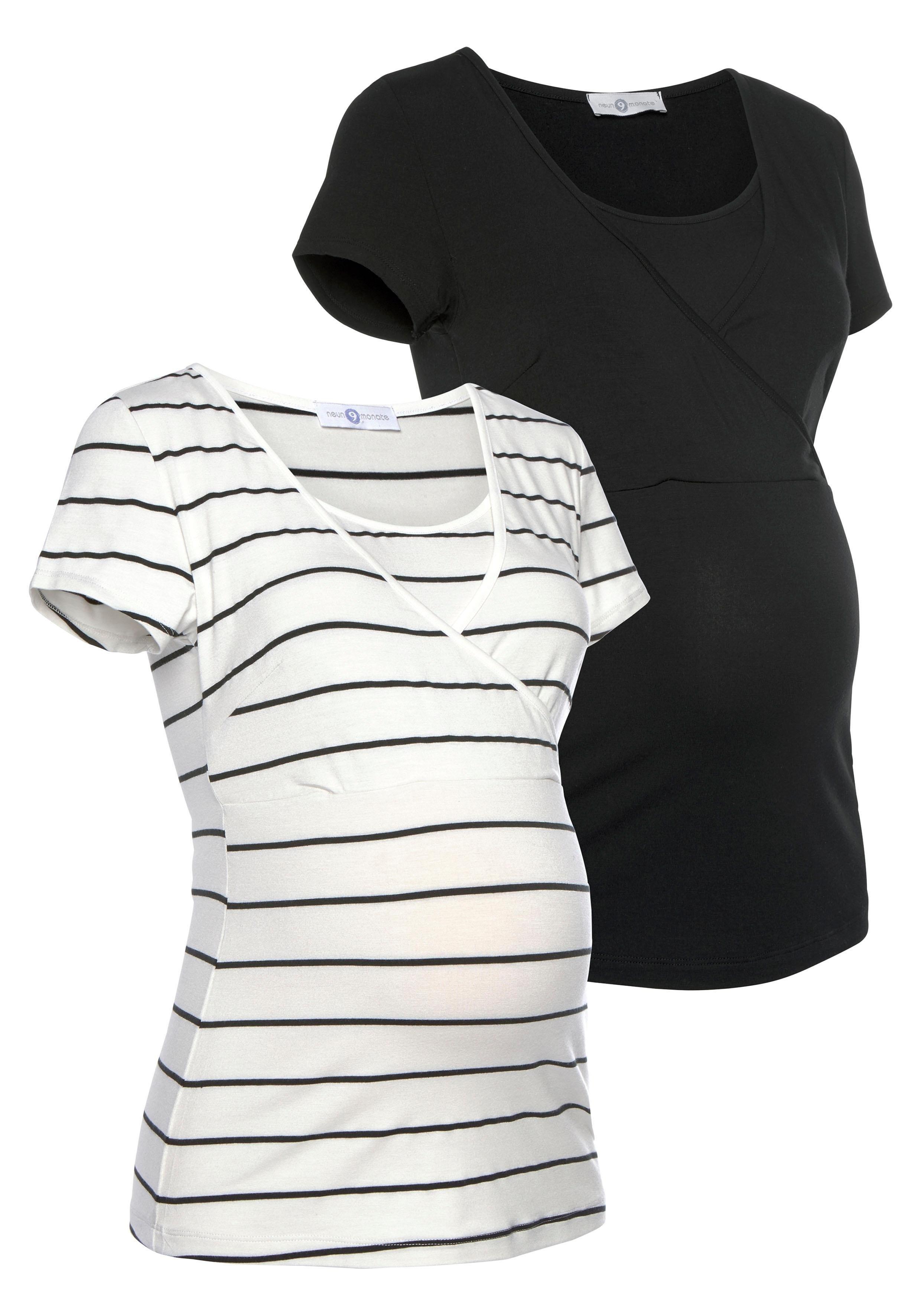 Op zoek naar een Neun Monate zwangerschapsshirt (set van 2)? Koop online bij OTTO